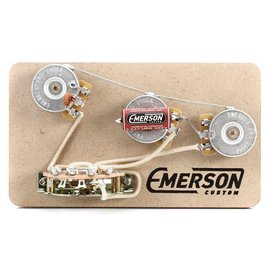 Emerson Emerson Blender 5-way strat prewired kit