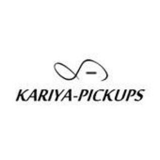 Kariya Pickups XIIH vintage style alnico V nickel cover humbucker pickup set