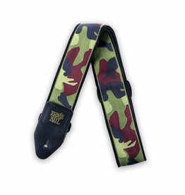 Ernie Ball Ernie Ball classic Jacquard strap traditional camo