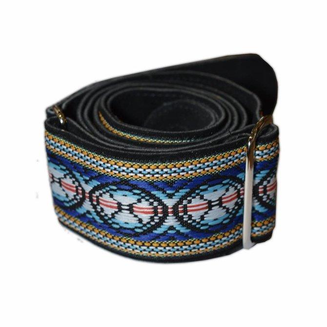Jaykco Jaykco blue oval woven