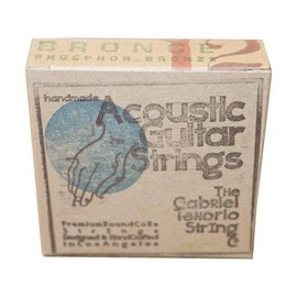 Gabriel Tenorio Gabriel Tenorio Premium Round Core Acoustic PB 12-54