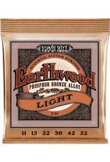 Ernie Ball Ernie Ball phosphor bronze acoustic light 11-52