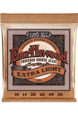 Ernie Ball Ernie Ball  extra light phosphor bronze acoustic 10-50