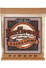 Ernie Ball Ernie Ball phosphor bronze acoustic extra light 10-50