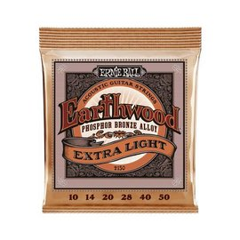 Ernie Ball Ernie Ball phosphor bronze acoustic extra light 10-50