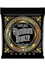 Ernie Ball Ernie Ball aluminium bronze acoustic extra light 10-50