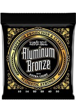Ernie Ball Ernie Ball  extra light aluminium bronze acoustic 10-50