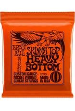 Ernie Ball Ernie Ball  Skinny top heavy bottom Slinky 10-52
