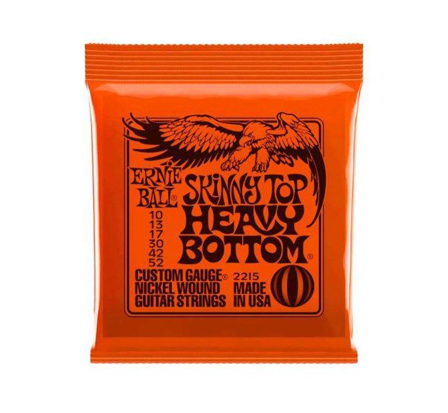 Ernie Ball  Skinny top heavy bottom Slinky 10-52