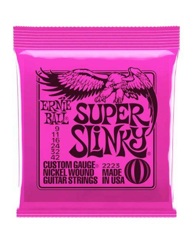 Ernie Ball Ernie Ball  Super Slinky 09-42