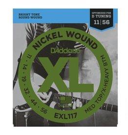 D'Addario D'Addario EXL117 11-56