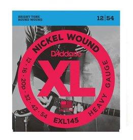 D'Addario D'Addario EXL145 12-54