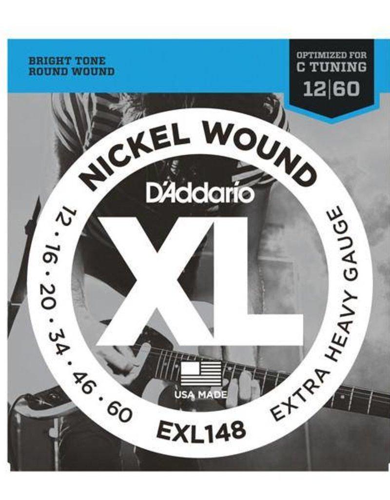 D'Addario D'Addario EXL148 12-60