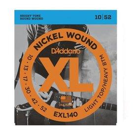 D'Addario D'Addario EXL140 10-52