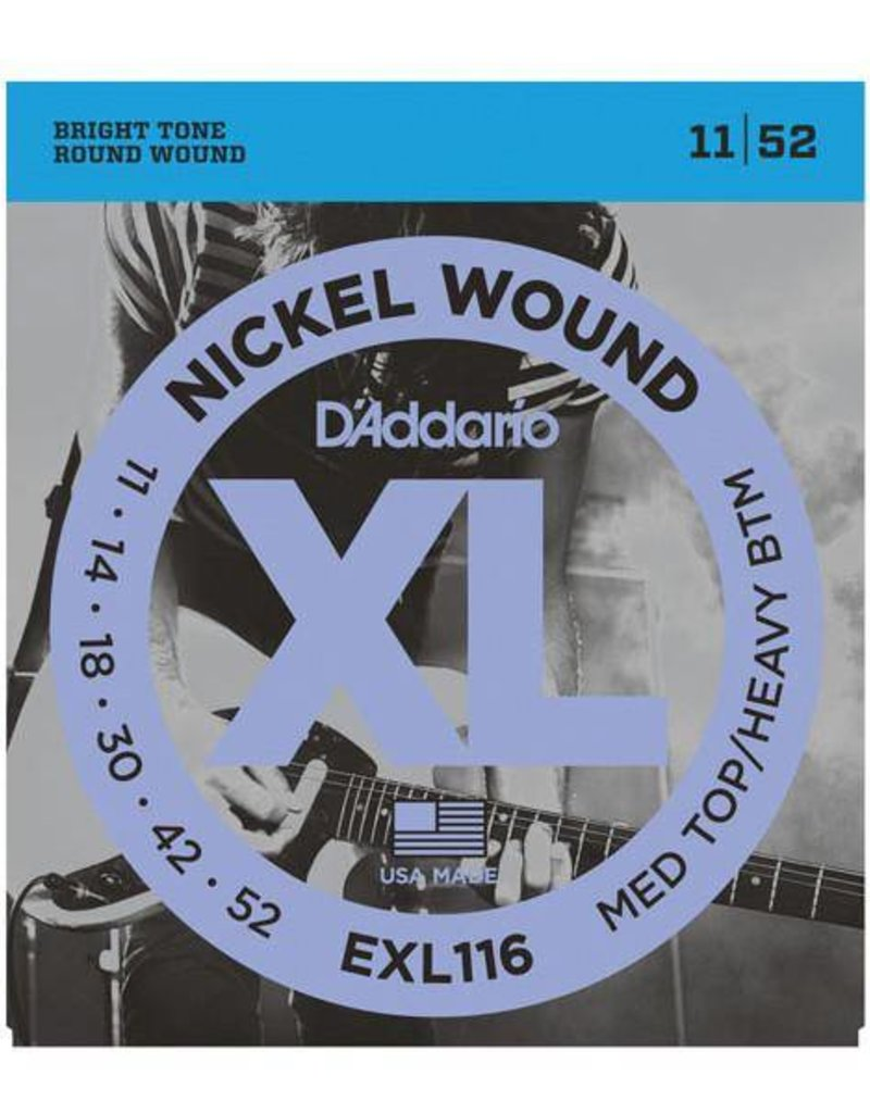 D'Addario D'Addario EXL116 11-52