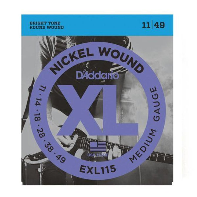 D'Addario D'Addario   EXL115 11-49