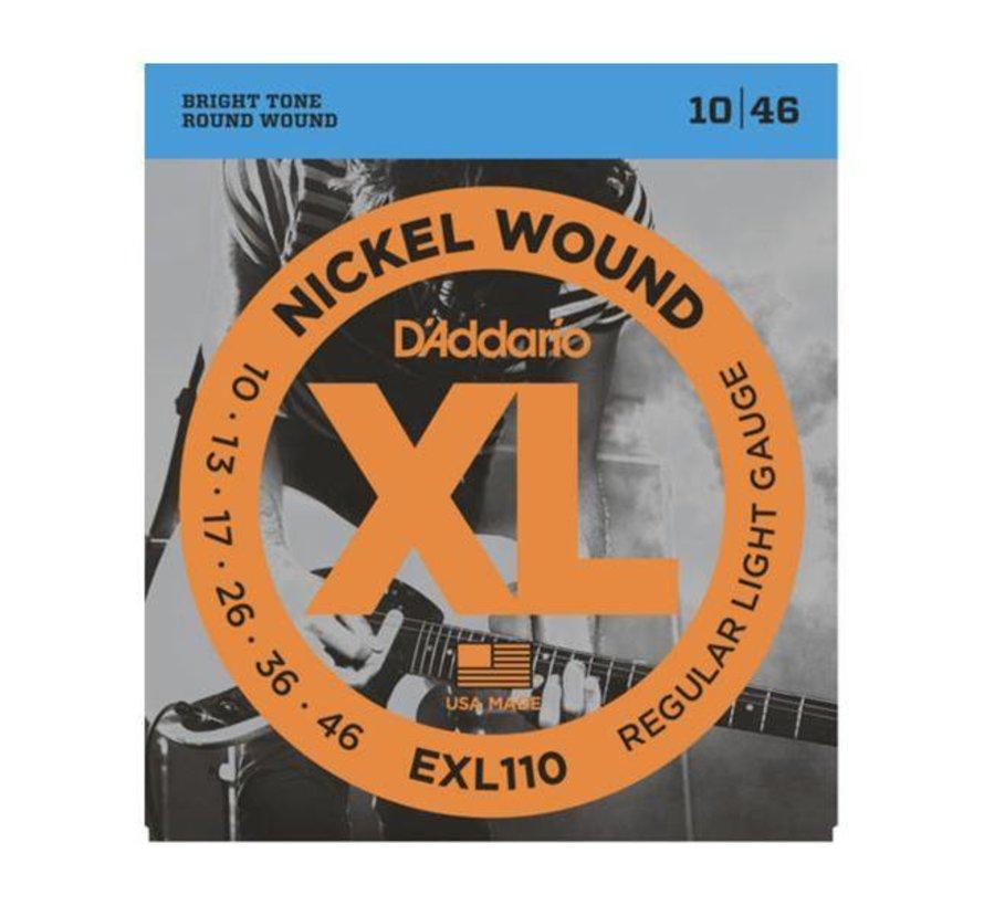 D'Addario EXL110 10-46