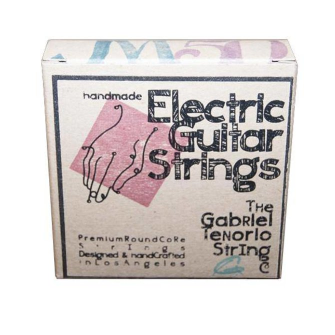 Gabriel Tenorio Gabriel Tenorio Premium Round Core Electric  JM 11-50 long twist