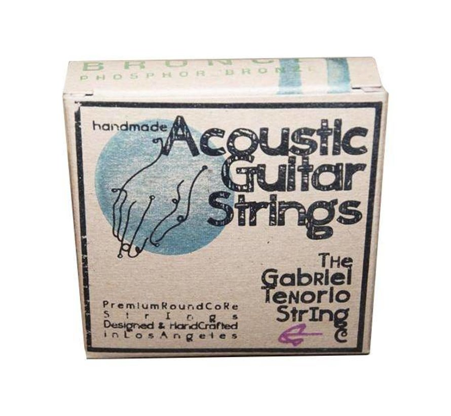 Gabriel Tenorio Premium Round Core Acoustic PB 11-52