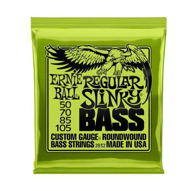 Ernie Ball Ernie Ball  Regular Bass Slinky 50-105