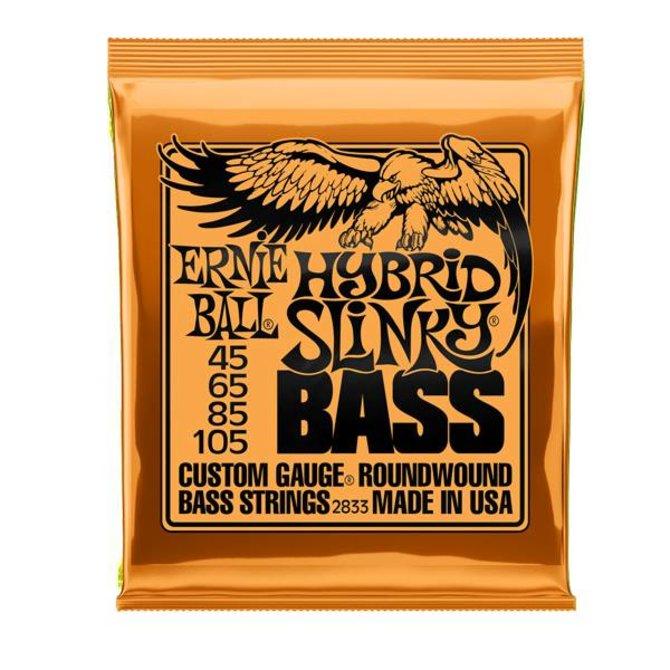 Ernie Ball Ernie Ball  Hybrid Bass Slinky 45-105