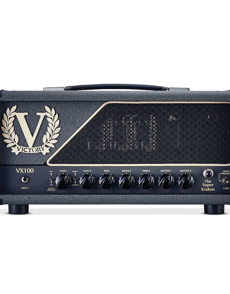 Victory Amplification Victory Amps VX100 The Super Kraken