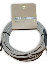 Rattlesnake Rattlesnake Cable Co. 20 feet standard cable dirty tweed weave