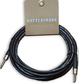 Rattlesnake Rattlesnake Cable Co. 20 feet standard cable no weave