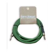 Rattlesnake Rattlesnake Cable Co. 20 feet standard cable green weave