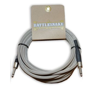 Rattlesnake Rattlesnake Cable Co. 15 feet standard cable dirty tweed weave