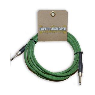 Rattlesnake Rattlesnake Cable Co. 10 feet standard cable green weave