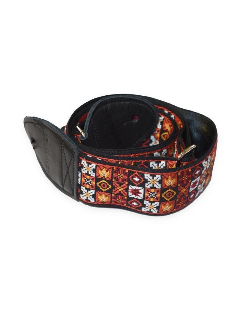 Souldier Souldier Woodstock red strap
