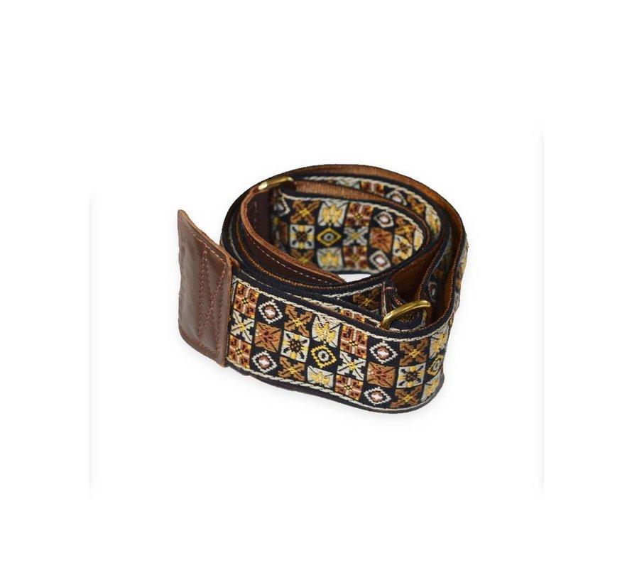 Souldier Woodstock gold strap