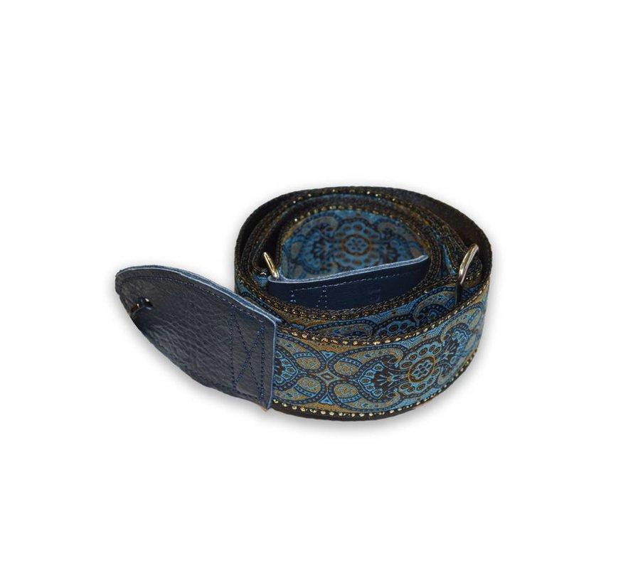 Souldier Arabesque turquoise strap