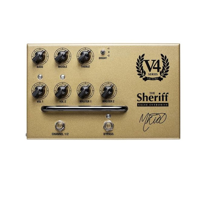 Victory Amplification Victory Amps V4 The Sheriff