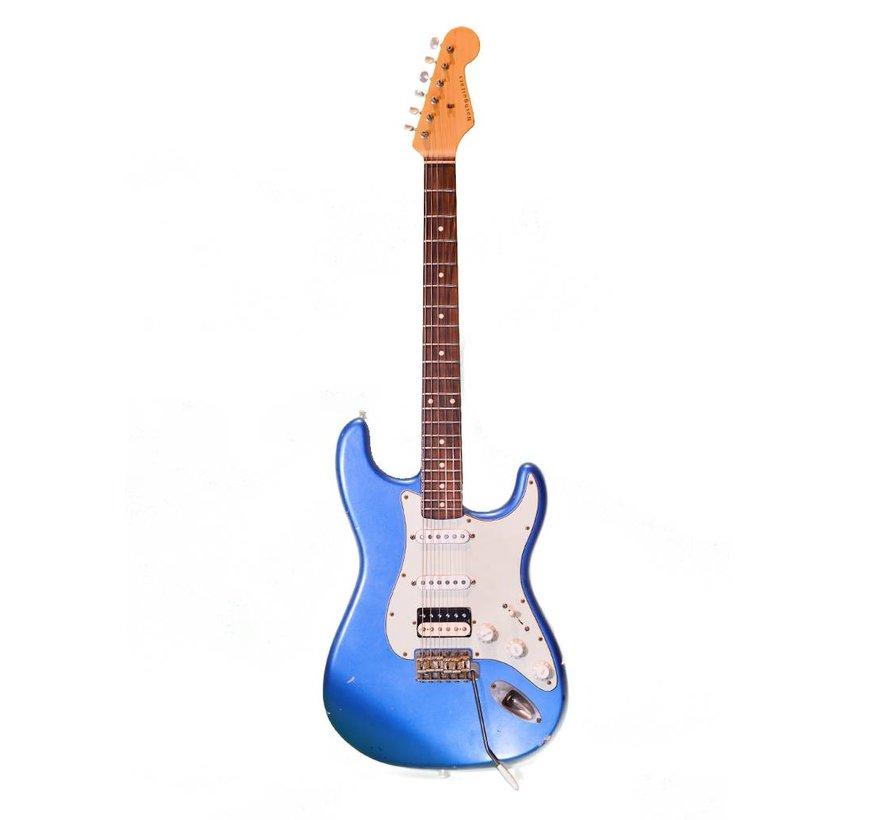 Nash Guitars S-63 HSS lake placid blue