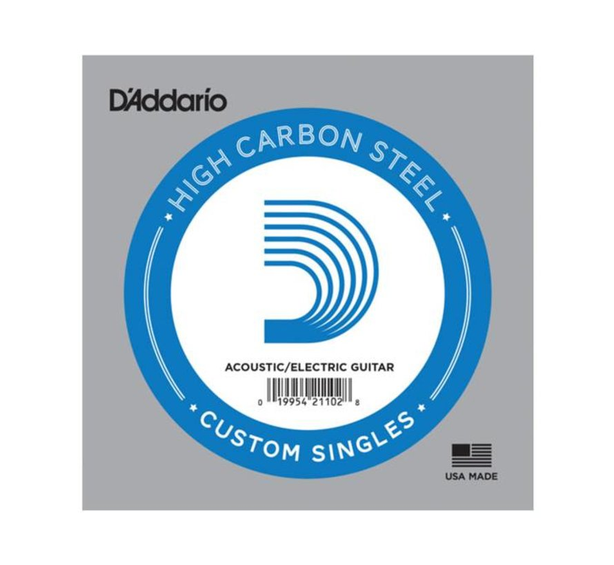 D'Addario high carbon steel PL011-5