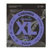 D'Addario D'Addario ECG24 Chromes 11-50
