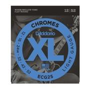 D'Addario D'Addario ECG25 Chromes 12-52