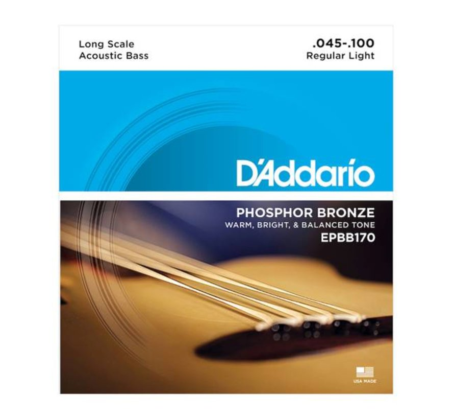 D'Addario EPBB170 45-100