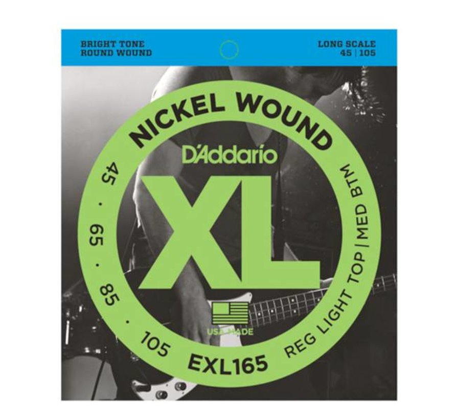 D'Addario EXL165 45-105