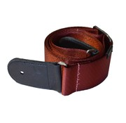 D'Addario D'Addario premium woven strap red