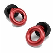 Loop Loop Earplugs - raving red