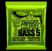 Ernie Ball Ernie Ball  Regular Bass Slinky 5 50-130
