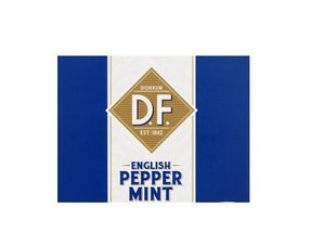 D.F. English pepermint