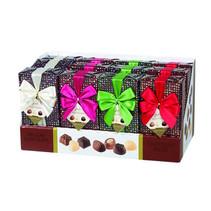 Hamlet - pralines twinkle line 250g - 12 geschenkverpakkenkingen