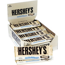 Hershey's - cookie's'n creme 43g- 36 repen