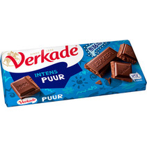 Verkade - tablet puur  - 12 tabletten