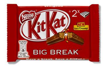 KitKat Kitkat - Kitkat Big Break (2X41,5G), 24 Pack