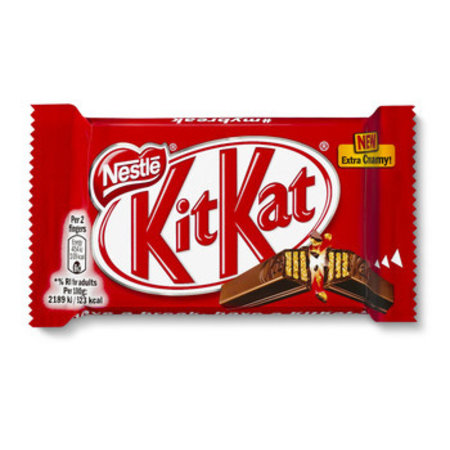KitKat Kitkat - Kitkat 4 Finger 41,5G, 36 Repen